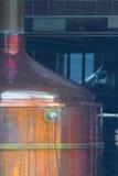 δεξαμενή μπύρας Στοκ Εικόνες