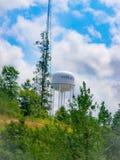 Δεξαμενή νερού Midwest στοκ εικόνα με δικαίωμα ελεύθερης χρήσης