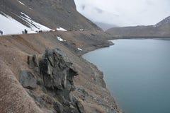 Δεξαμενή στη Χιλή στοκ εικόνες