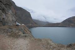 Δεξαμενή στη Χιλή στοκ εικόνα με δικαίωμα ελεύθερης χρήσης