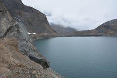 Δεξαμενή στη Χιλή στοκ φωτογραφία