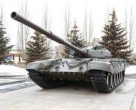 Δεξαμενή τ-72, πάρκο νίκης, Kazan, Ρωσία Στοκ Εικόνες