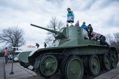 Δεξαμενή τ-26 Στοκ φωτογραφίες με δικαίωμα ελεύθερης χρήσης