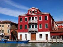 δεξαμενή χώνευσης Βενετία Στοκ εικόνες με δικαίωμα ελεύθερης χρήσης