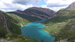 Δεξαμενή Canelles στο Λα Noguera, Ισπανία φιλμ μικρού μήκους