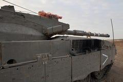 δεξαμενή merkava MK 4 μάχης baz βασική Στοκ φωτογραφία με δικαίωμα ελεύθερης χρήσης