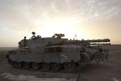 δεξαμενή merkava MK 4 μάχης baz βασική Στοκ εικόνα με δικαίωμα ελεύθερης χρήσης