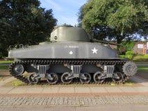 Δεξαμενή Sherman Στοκ Εικόνα