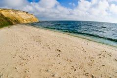 Δεξαμενή Tsimlyansk ακτών Στοκ εικόνα με δικαίωμα ελεύθερης χρήσης