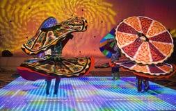 Δερβίσηδες Whirling Στοκ φωτογραφία με δικαίωμα ελεύθερης χρήσης
