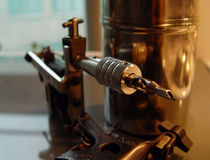 δερματοστιξία εξοπλισμ&o Στοκ φωτογραφίες με δικαίωμα ελεύθερης χρήσης