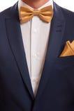 Δεσμός κοστουμιών και τόξων Στοκ Φωτογραφία