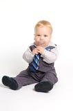 δεσμός κοστουμιών μωρών στοκ εικόνα
