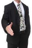 δεσμός χρημάτων επιχειρησ στοκ φωτογραφία με δικαίωμα ελεύθερης χρήσης