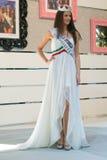 δεσποινίδα της Ιταλίας τ& Στοκ Φωτογραφίες