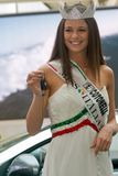 δεσποινίδα της Ιταλίας τ& Στοκ Φωτογραφία