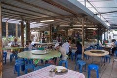 Δευτερεύον αγροτικό εστιατόριο χώρας στοκ φωτογραφίες