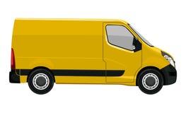 Δευτερεύον ελαφρύ φορτηγό Στοκ Εικόνες