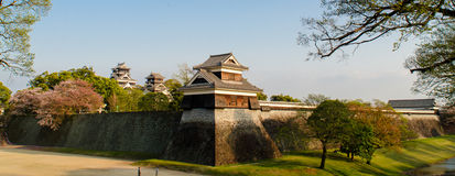Δευτερεύον κάστρο γωνίας στοκ φωτογραφία