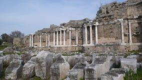 Δευτερεύον παρεκκλησι Apollon Στοκ Φωτογραφίες