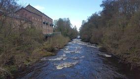 Δευτερεύον σπίτι ποταμών Στοκ Εικόνα