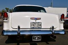 Δευτερεύον σχεδιάγραμμα το 1955 Chevrolet Στοκ Φωτογραφία