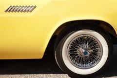 Δευτερεύουσα λεπτομέρεια ενός εκλεκτής ποιότητας αυτοκινήτου Στοκ Εικόνες