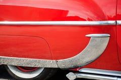 Δευτερεύουσα λεπτομέρεια ενός εκλεκτής ποιότητας αυτοκινήτου Στοκ Εικόνα