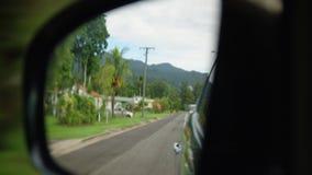 Δευτερεύων καθρέφτης του αυτοκινήτου φιλμ μικρού μήκους