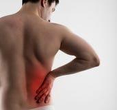 Δευτερεύων πόνος στοκ εικόνες με δικαίωμα ελεύθερης χρήσης