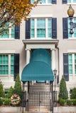 Δεύτερος Λευκός Οίκος Washington DC οικοδόμησης του Blair House Στοκ εικόνες με δικαίωμα ελεύθερης χρήσης
