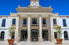 Δημαρχείο, Αρκασόν, Γαλλία Στοκ Φωτογραφίες