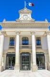 Δημαρχείο, Αρκασόν, Γαλλία Στοκ εικόνες με δικαίωμα ελεύθερης χρήσης