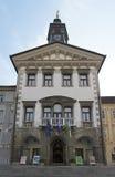 Δημαρχείο Λουμπλιάνα στοκ φωτογραφίες
