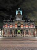 Δημαρχείο Ντελφτ στοκ φωτογραφία με δικαίωμα ελεύθερης χρήσης