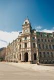 Δημαρχείο, πόλη του Κεμπέκ Στοκ εικόνες με δικαίωμα ελεύθερης χρήσης
