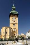 Δημαρχείο σε Retz Στοκ Φωτογραφία