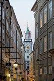Δημαρχείο στο Σάλτζμπουργκ Στοκ Εικόνες