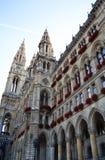 Δημαρχείο της Βιέννης στοκ εικόνες