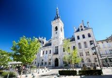 Δημαρχείο του Angouleme, Γαλλία Στοκ φωτογραφίες με δικαίωμα ελεύθερης χρήσης
