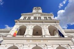 Δημαρχείο Arad Στοκ Εικόνες