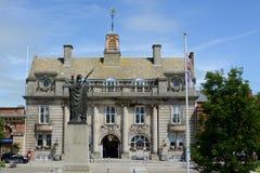 Δημαρχείο Crewe Στοκ φωτογραφία με δικαίωμα ελεύθερης χρήσης