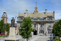 Δημαρχείο Crewe Στοκ Εικόνες