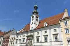 Δημαρχείο Maribor στη Σλοβενία Στοκ Εικόνα