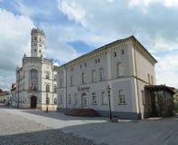 Δημαρχείο Meuselwitz Στοκ φωτογραφία με δικαίωμα ελεύθερης χρήσης