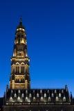 Δημαρχείο, Place des Héros, Arras Στοκ φωτογραφίες με δικαίωμα ελεύθερης χρήσης
