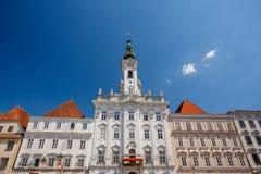 Δημαρχείο Steyr, Αυστρία στοκ φωτογραφία με δικαίωμα ελεύθερης χρήσης