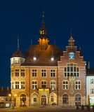 Δημαρχείο Tarnowskie αιμόφυρτο, Πολωνία Στοκ εικόνα με δικαίωμα ελεύθερης χρήσης