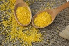 Δημητριακά καλαμποκιού στοκ εικόνες με δικαίωμα ελεύθερης χρήσης