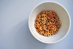 Δημητριακά στο κύπελλο Στοκ Φωτογραφίες
